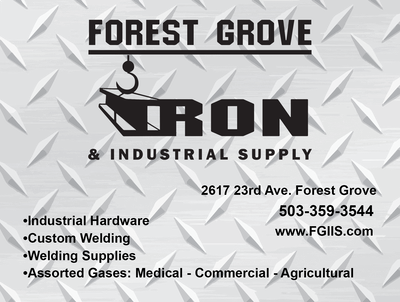 Forest Grove Iron & Industrial Supply