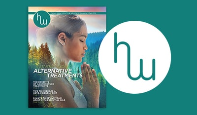 HW: HEALTH & WELLNESS Magazine
