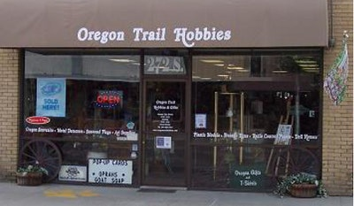 Oregon Trail Hobbies & Gifts
