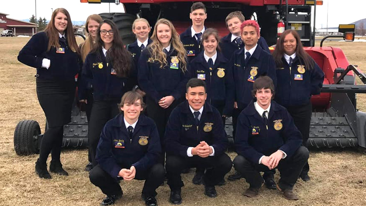 4f81306d7bd7 Malheur County FFA chapters rack up state awards | Malheur Enterprise | The  Voice of Malheur County