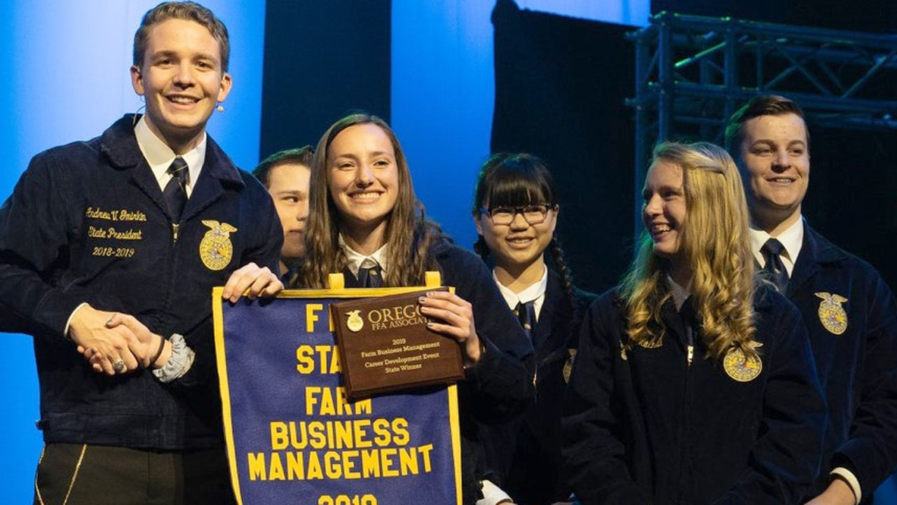de8d92a0117a Nyssa FFA honors members, top volunteers | Malheur Enterprise | The Voice  of Malheur County