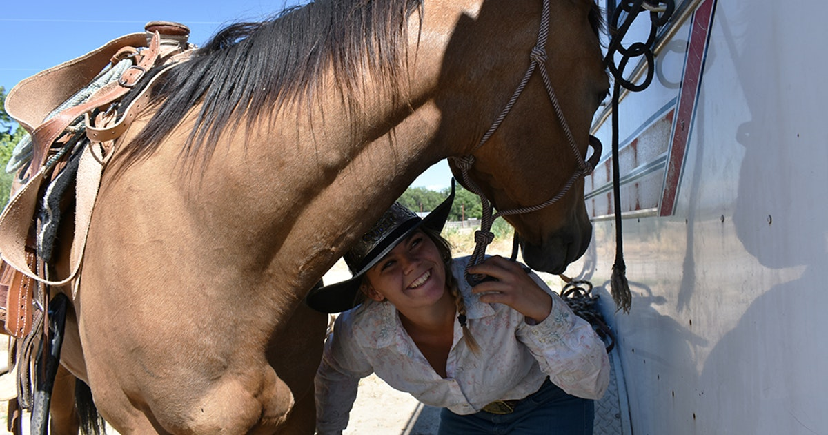 PHOTOS: Nyssa's rodeo queen is working without the rodeo | Malheur Enterprise