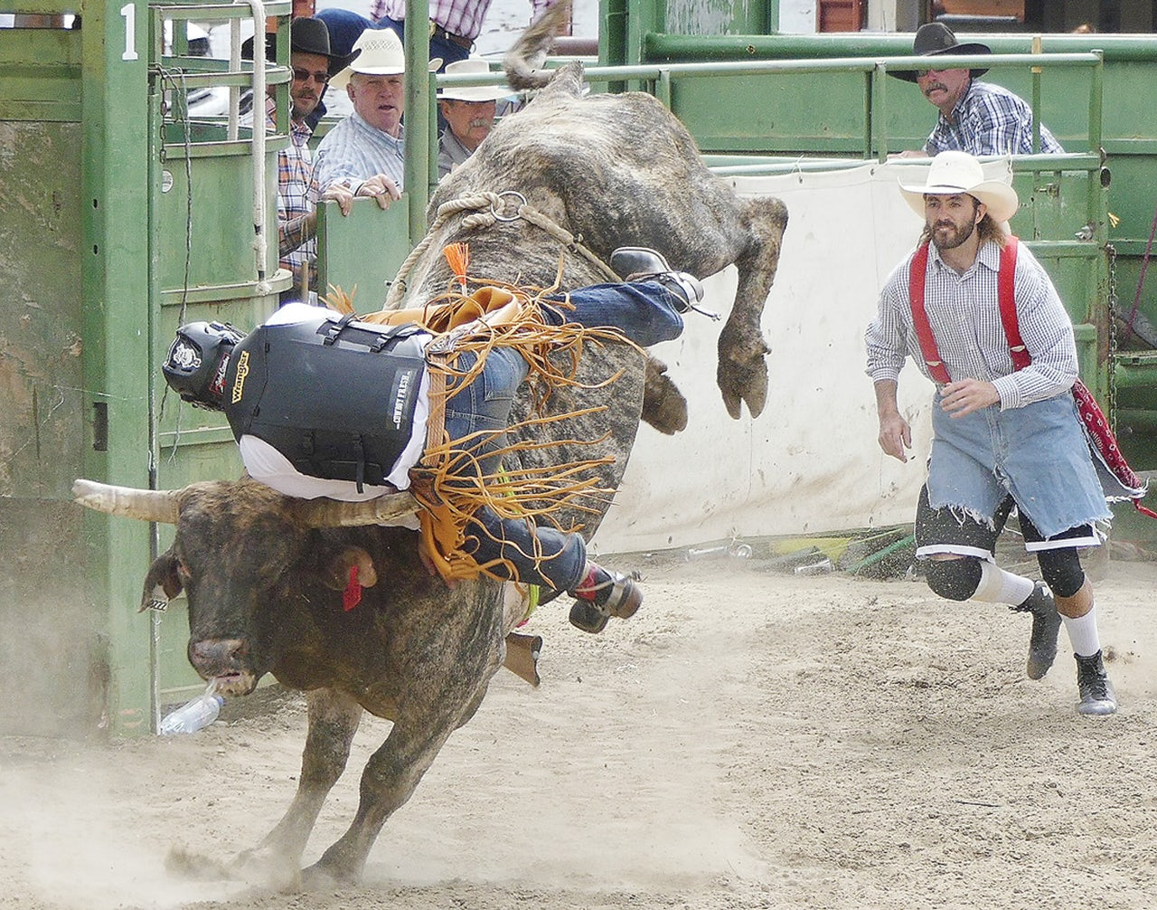 Jordan Valley S Big Loop Opens Rodeo Season Malheur