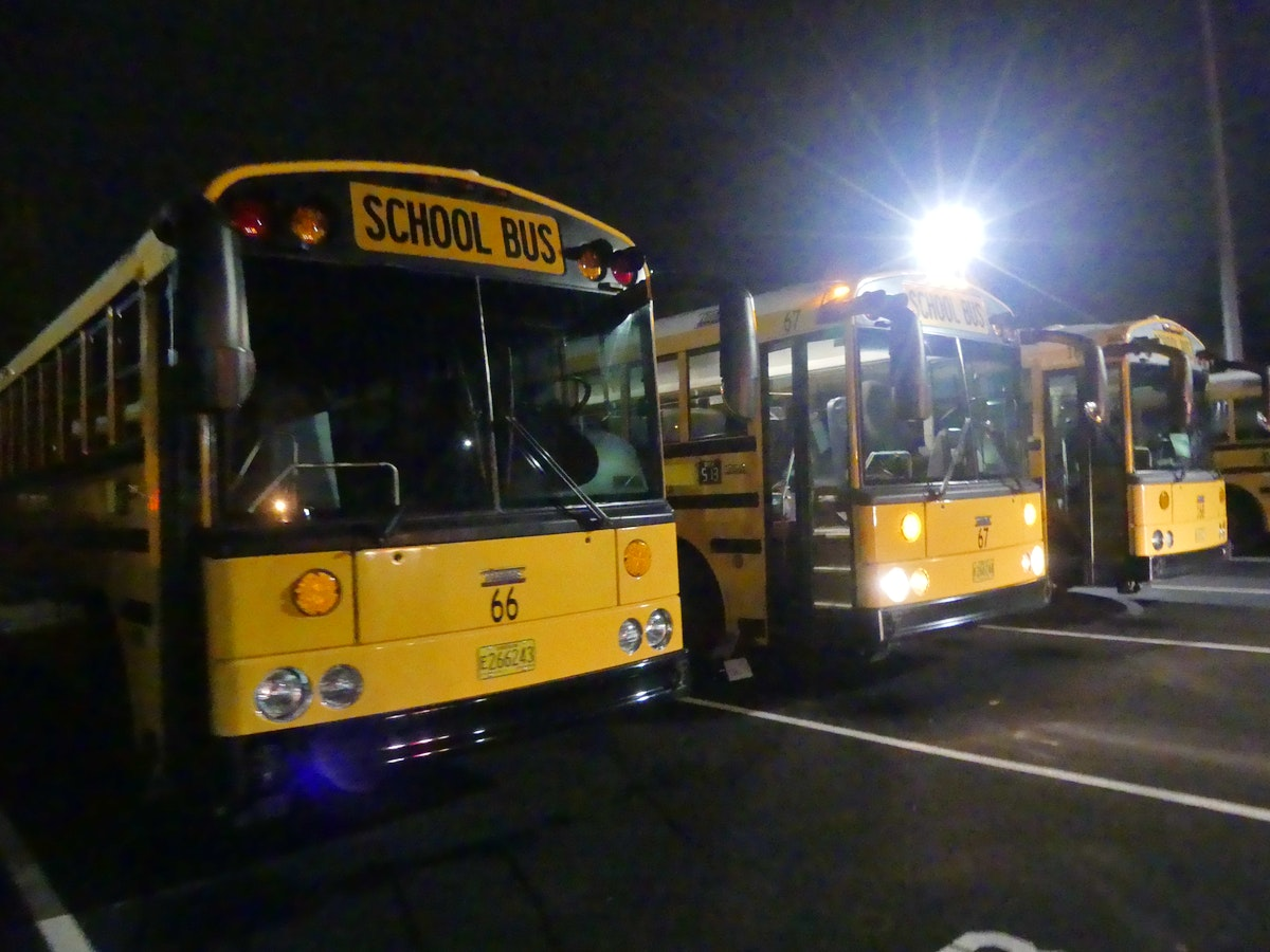 A day in the life of a Salem-Keizer school bus driver | Salem ...